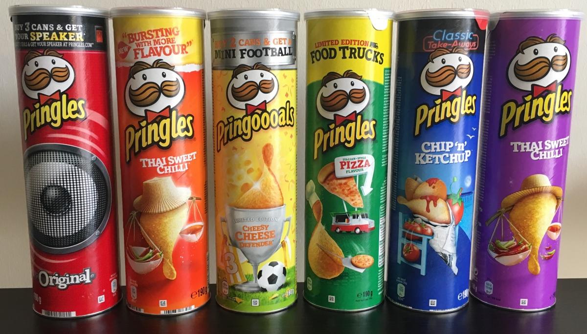 Pringles-Phänomen: Kartoffelmehl und Geschmacksverstärker