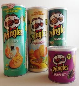 Asiatische Pringles