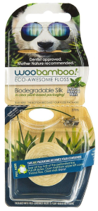 WooBamboo! Eco-Awesome Floss Zahnseide