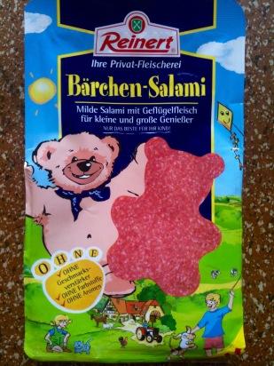 Bärchen-Salami