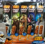 Star Wars Choco Lolly Schokololly