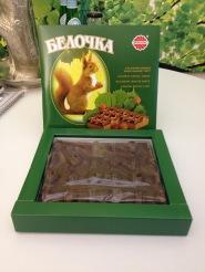 Eichhörnchen Waffeln Schokolade Russland