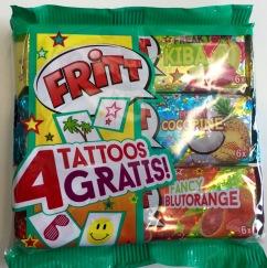 Fritt Kaustreifen (eine Marke der Krüger-Gruppe) ist tatsächlich auch originell mit seinen allesamt genießbaren Tropic-Spin-Offs. Mehr bitet!