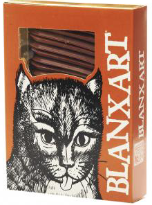 BLANXART Katzenzungen Vollmilch, ab 5,95 Euro.