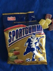 Sportgummi Egger PEZ