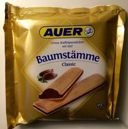 Baumstämme von Auer.