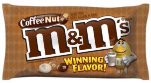 M+M CoffeeNut Winnig Flavor