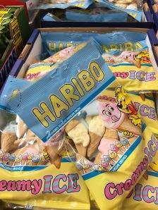 Little Cupcakes von Haribo - eine nette Variante, diese Sorte.
