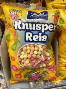Puffrei Knusperreis