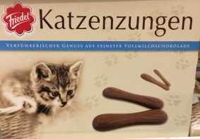 Katzenzungen von Friedel