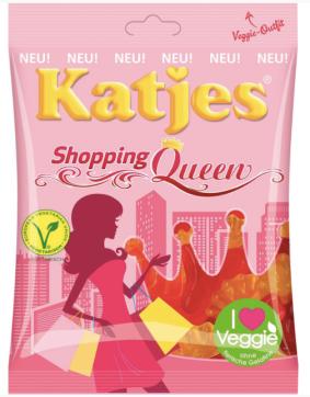 Zwar kein Kinofilm, aber eine TV-Reihe: Katjes Shopping Queen.
