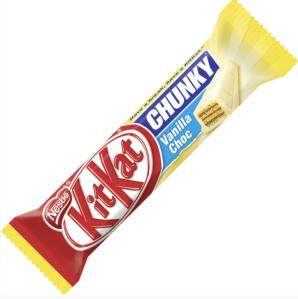 Nestlé KitKat Chunky Vanilla Choc