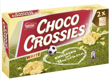 Choco Crossis White.