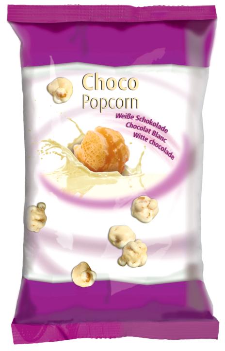 PCO Group Choco Popcorn Weiße Schokolade