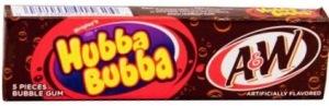 Hubba Bubba Rootbeer