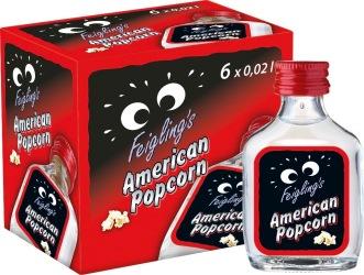 """Mal was anderes: Kleiner Feigling mit der Geschmacksrichtung """"American Popcorn"""""""