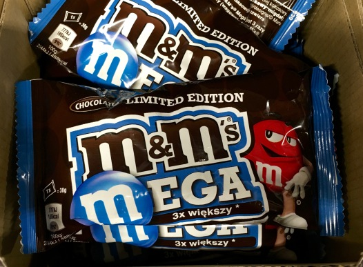 Mega M+M Mars