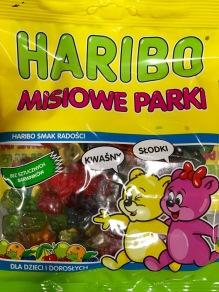 Polnische Haribo-Bären-Variante.