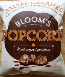 Sehr lecker: Bloom's Popcorn Salted Caramel