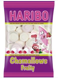 Chamallows mal fruchtig...
