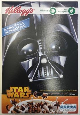 Star Wars Cereals von Kellogg's
