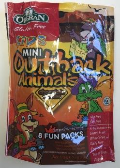 Mini Outback Animals