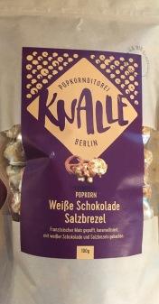 Pop: Knalle aus der Berliner Popkornditorei mit Weißer Schokolade und Salzbretzel.