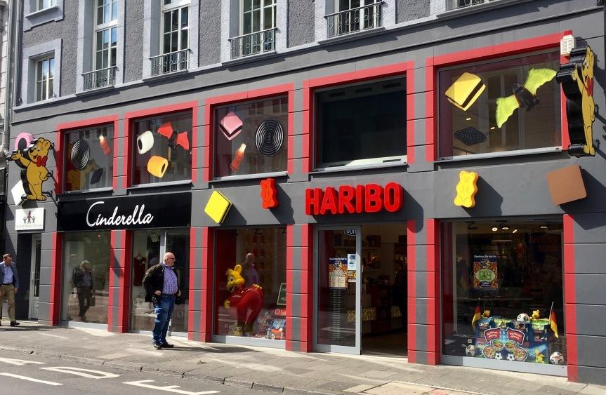 Haribo Flagshipshop Bonn