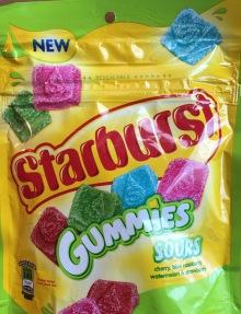 Gummi: Sare Starburst Gummies - Wassermelone schmeckt furchtbar.