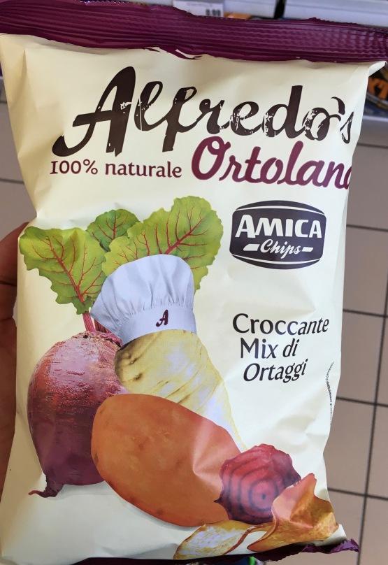 Gemüsechips von Alfredo (Italien)