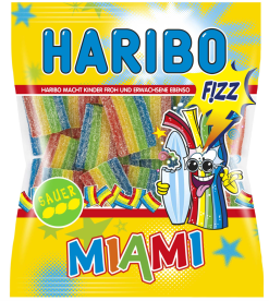 Haribo Miami Regenbogen Pride
