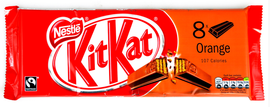 Nestlé KitKat Orange