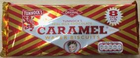 Neuzugang aus Großbritannien: Caramel Wafer Biscuits