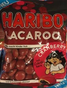 Haribo Lacaroo Cranbery