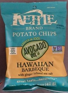 Kettle Hawaiian Barbeque Avocado Oil