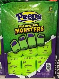 Peeps Marshmallow Monsters Halloween