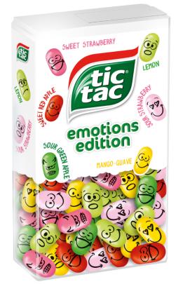 TicTac Emotions 2017