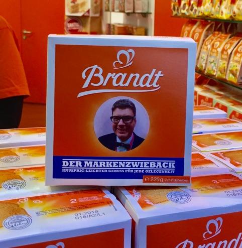 Als neues Brandt-Gesicht.