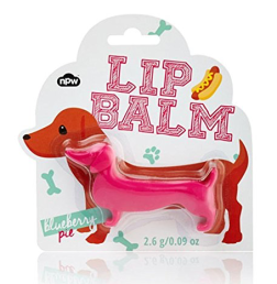 Lip Balm Hot Dog Blueberry