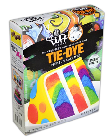 Tied-Dye Backmischung Duff Goldman