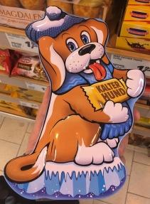 Kalter Hund-Kuchen in Hunde-Dose