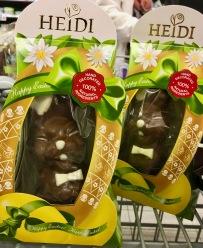 Schoko-Häschen von Heidi.