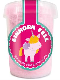 Einhorn Fell Unicorn Zuckerwatte