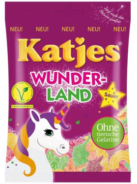Katjes Wunderland Sauer Einhorn