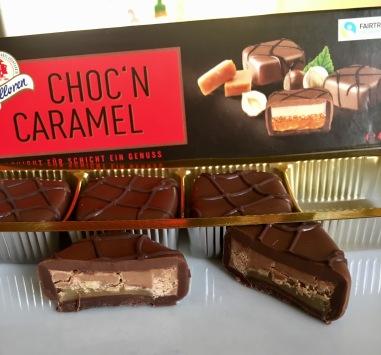 Halloren Choc'n Caramel 48 Gramm