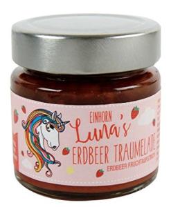 Lunas Einhorn Erdbeer Traumelade