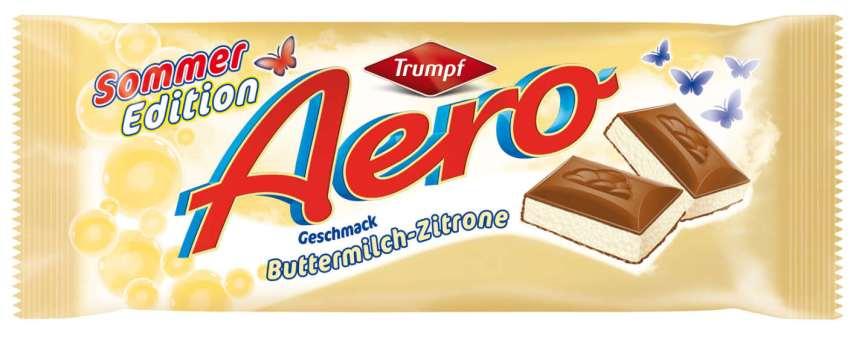 Trumpf Aero Sommeredition Buttermilch Zitrone