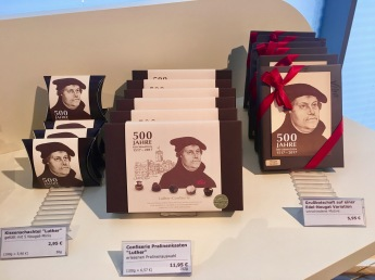 Viba Luther-Schokoladen