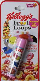 Überhaupt das Frühstück! Wer nimmt es nicht gern zwischendurch noch mal auf die Lippen, etwa in Gestalt der Kellogg's Frootloops?!
