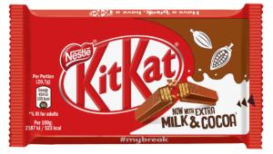 KitKat von Nestlé